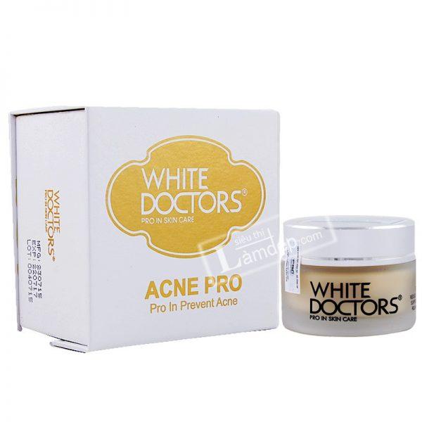 Kem trị mụn bọc White Doctor Acne Pro