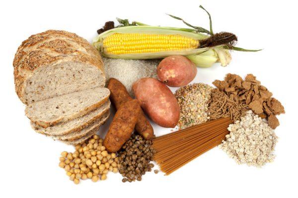 Thực phẩm nhiều bột