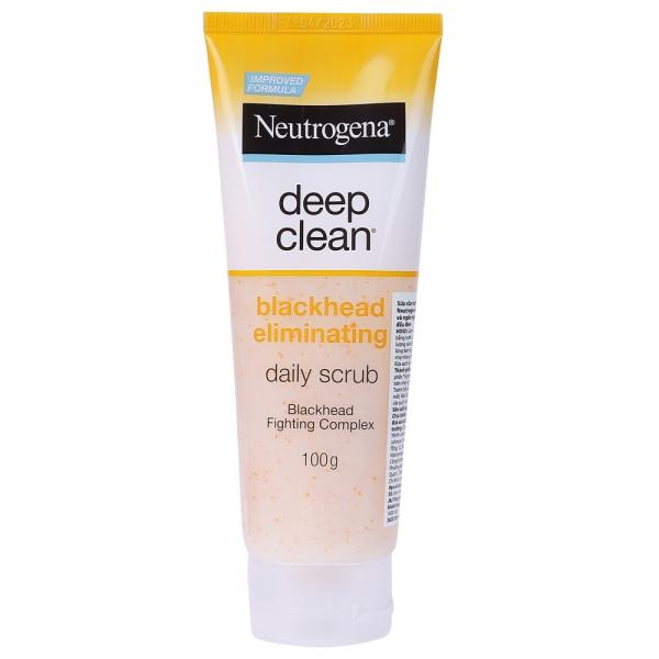 Sữa rửa mặt Deep Clean Blackhead