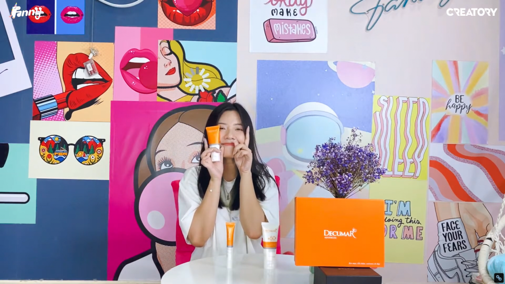 "Routine Skincare cùng Decumar Advanced – Da sạch mụn như ""hot girl cover"" Fanny Trần"